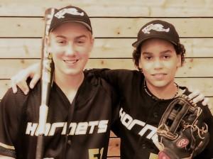 Demetrio und Joey