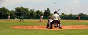Hornets 1 vs Saarlouis Season Opener 2017) @ Taunus Baseballpark | Bad Homburg vor der Höhe | Hessen | Deutschland