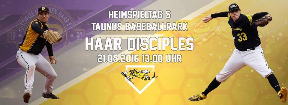 21.05. Hornets vs Disciples & 22.05. Sentinels vs Hurricanes