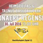 30.07. 13h Nachtragspiel vs Regensburg